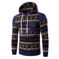 Knitted Pattern Men S Knitwear New Sweater With Hat Sweater New Style Self Cultivation Style Fashion