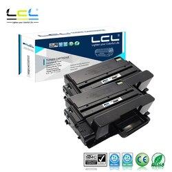 LCL MLT-D203L MLT-D203S 5000 stron (2-Pack czarny) kaseta z tonerem kompatybilne z Samsungiem ProXpress SL-M3320 M3320ND M3370