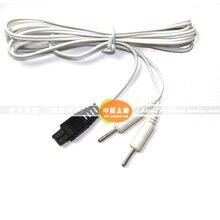 10 шт./лот кабели иглоукалывание игла клип Great Wall KWD808 электронное лечение аккупунктурой инструменты