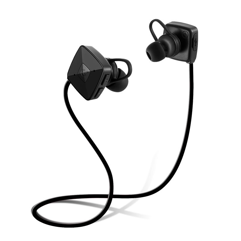 Sport Bluetooth Headset Running wireless Bluetooth Earphone Stereo Headphones Headset With Mic For iPhone Xiaomi Android wireless bluetooth earphone headphones s9 sport earpiece headset with tf card slot 8g auriculares with micro for iphone android