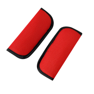 Image 5 - 2pcs Car Baby Child Safety Seat Belt Shoulder Cover Protector For Baby Stroller Protection Crotch Seat Belt Cover Car Styling