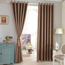 House design beautiful full blind window drapes blackout curtain modern for living room
