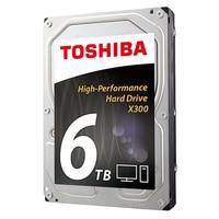 Toshiba HDD 6TB 3.5 Sata 3 Hard Disk 6 TB Disco Duro Desktop 7200rpm Internal Hard Drive HDD Disk Disco Duro Interno hardisk