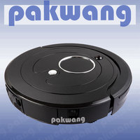 Newest Robot Vacuum Cleaner 2 Side Brush HEPA Filter Schedule Virtual Wall Self Charge UV Lamp