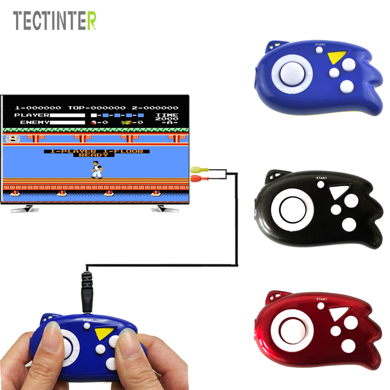 8 Bit Mini Video Game Handheld Console Players Classic Games Support TV Output Plug & Play Game Player Gift