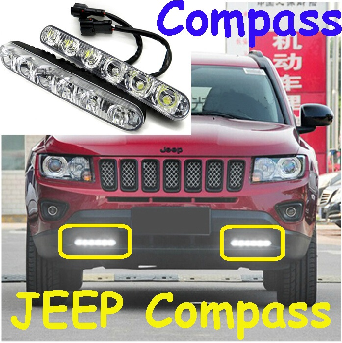 Jee Comp Patriot Daytime Light Led