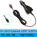 19V 1.75A 33W AC Car Laptop Power Supply Adapter Cable Charger for ASUS Eeebook X205T X205TA 1.5M