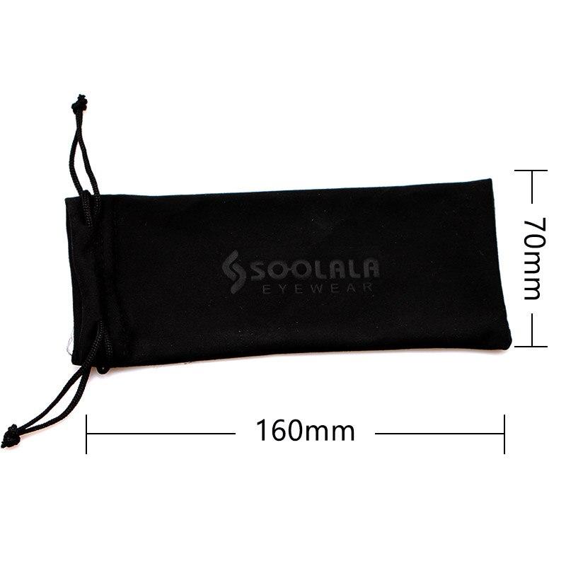 Soolala asli merek aksesoris kacamata kacamata kasus tas kain obeng - Aksesori pakaian - Foto 2