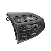 Steering Wheel Button Right For KIA K2 RIO 2017 2018 RIO X LINE Buttons Bluetooth Phone Cruise Control Volume