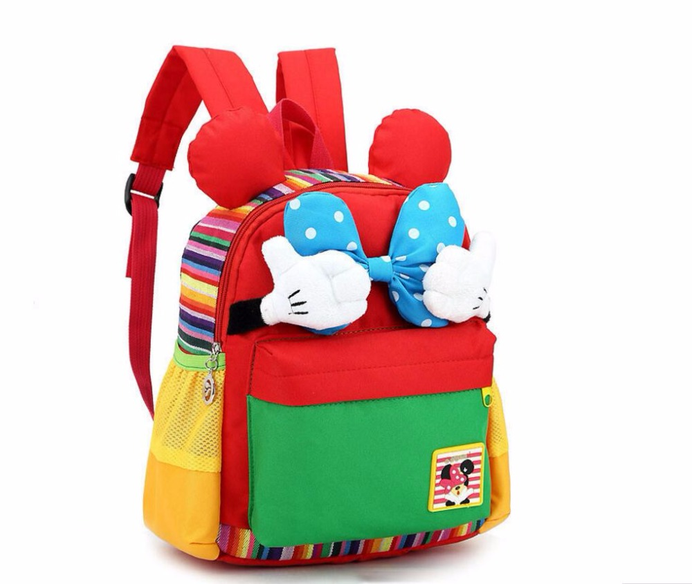 Cartoon Kids School Backpack Children School Bags For Kindergarten Girls Boys Nursery Baby Student book bag mochila infantil kindergarten new kids school backpack monster winx eva folded orthopedic baby school bags for boys and girls mochila infantil