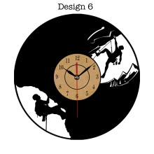 Vinyl Record Wall Clock Modern design Art CD Clock Watch Creative Horloge Home