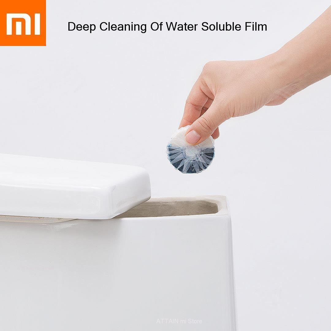 Xiaomi Mijia Xiomi Cleaning Of Water Soluble Film Independent Anionic Active Factor In Dual-effect Packaging Of Cleaning Room