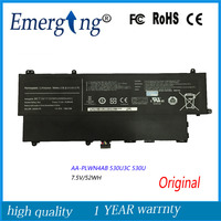 7.5V 52Wh New Original Laptop Battery for Samsung AA PBYN4AB AA PLWN4AB