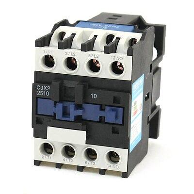 цена на CJX2-25 Motor Control 3 Poles 1 NO Coil Volt 380V AC Contactor