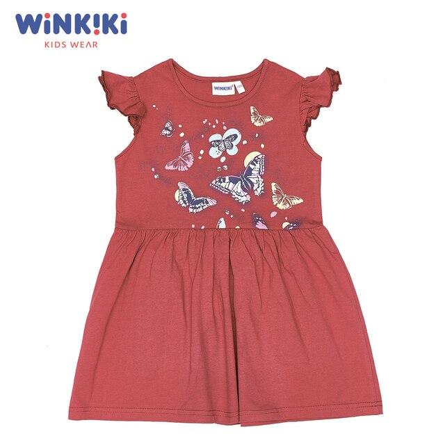 Платье для девочки WINKIKI