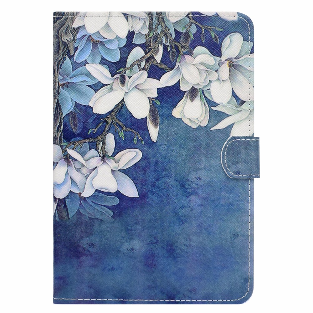 New Colorful Patterns Smart Cover for Amazon Kindle Paperwhite 1 2 3 449 558 Case 6 inch Case Flip Cases Cover Auto Sleep/Wake japan tokyo boy girl magnet pu flip cover for amazon kindle paperwhite 1 2 3 449 558 case 6 inch ebook tablet case leather case