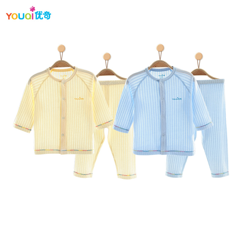 2Pcs Baby Clothes Summer Baby Boys Clothing Set Girls Top Pants Suit Toddler Infantil Pajamas Clothes For Baby