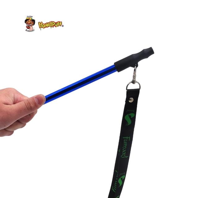 Hang Rope Strap Hookah Mouthpiece Shisha FDA Silicone Mouth Tip Hookah Sheesha Chicha Narguile Hose Accessories Wholesale