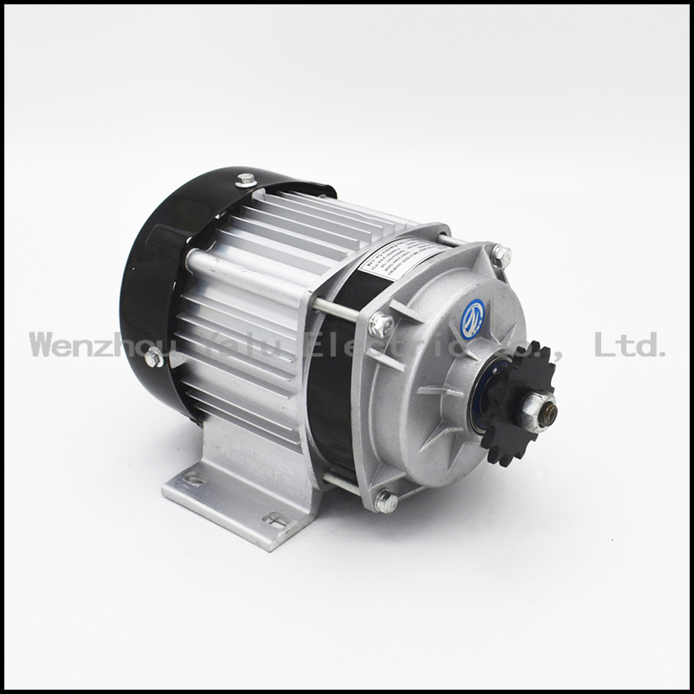 Small and medium sized electric tricycle fittings Permanent magnet DC brushless motor BM1418ZXF350W36V48V