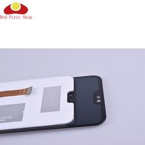 "Image 4 - 10 adet/grup 5.84 ""Huawei P20 Lite lcd ekran dokunmatik ekranlı sayısallaştırıcı grup Nova 3E lcd ekran Komple ANE LX1"