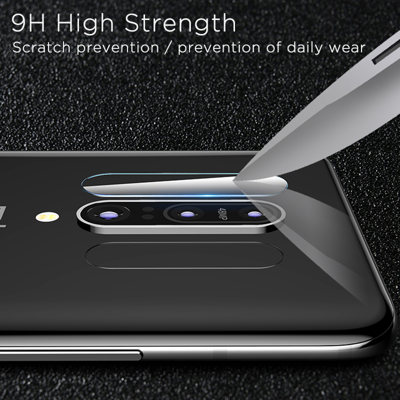 Image 4 - For OnePlus 7 One Plus 7 OnePlus7 Glass 9D Full Cover 9D Tempered Glass + Back Camera lens Film Screen Protector For 1+7 1 Plus7-in Phone Screen Protectors from Cellphones & Telecommunications