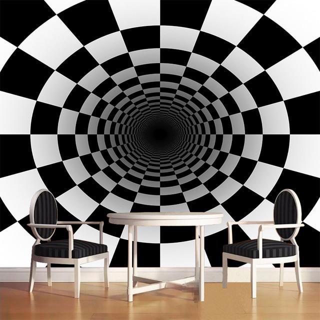 700+ Wallpaper Abstrak Hitam Putih HD Paling Baru