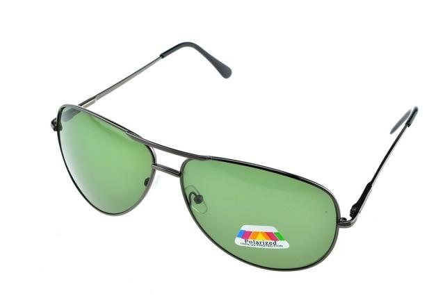 534ff787b7 Classic Pilot Double Bridge mens Polarized Light sunglasses UV400 polaroid  polarised sport driving Outdoor designer sun glasses