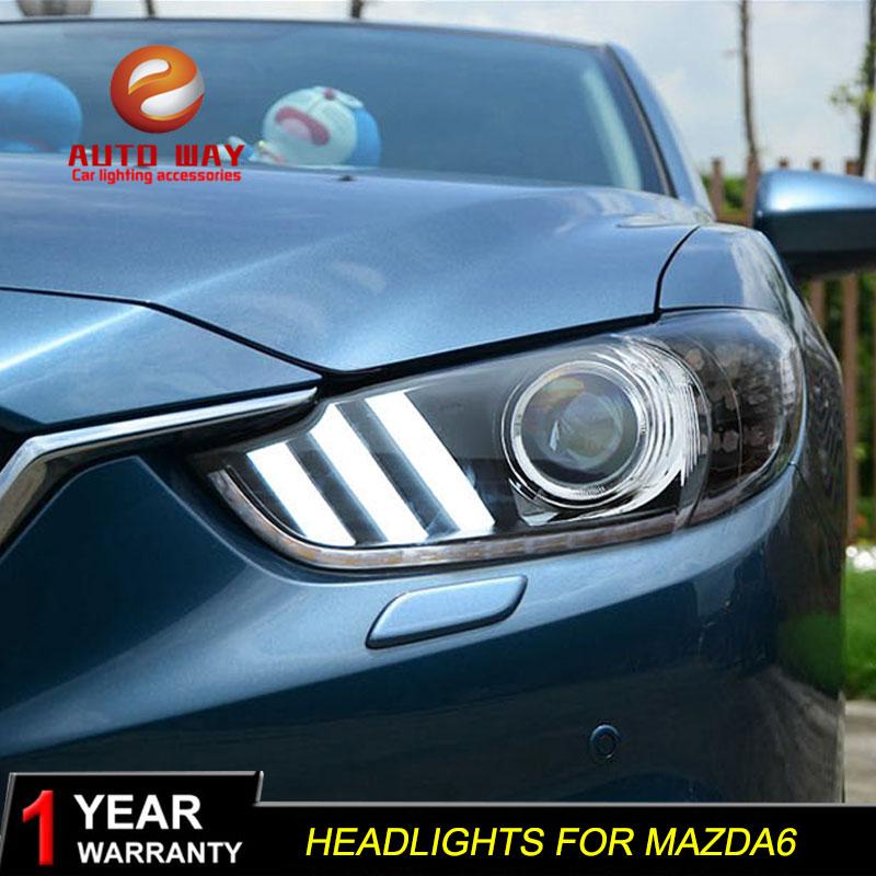 Mazda6 Aenza fənərləri üçün avtomobil dizaynı üçün işıq - Avtomobil işıqları - Fotoqrafiya 1