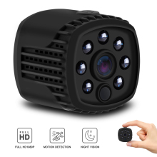 HD mini Camera small cam 1080P Sensor Night Vision Camcorder Micro video Camera DVR DV Motion Recorder Camcorder IP CAM купить недорого в Москве