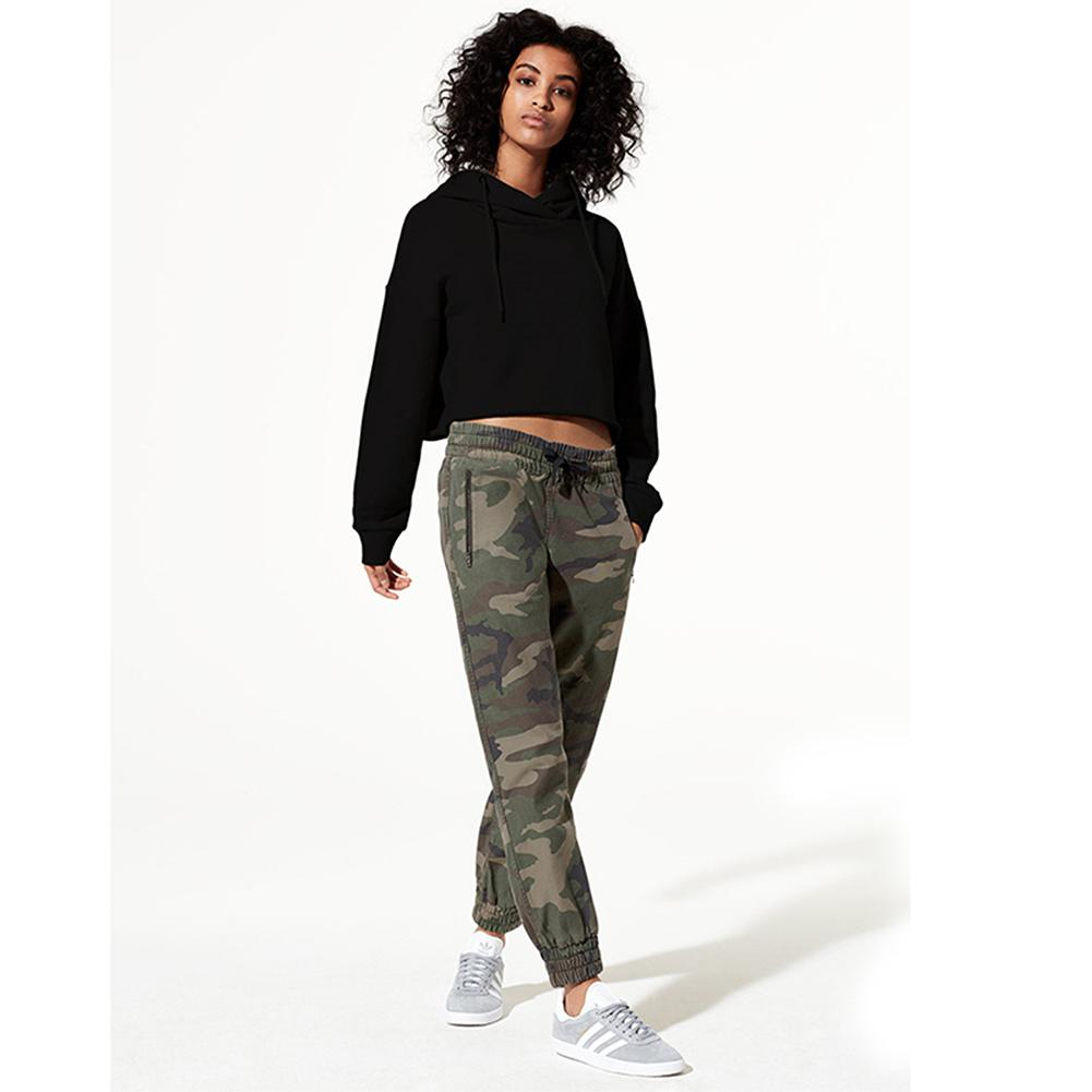 Yfashion Women Fashion Camouflage Sports Slacks Casual Pants in Pants amp Capris from Women 39 s Clothing