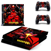 Skin Decals of DeadPool Skin Stickers