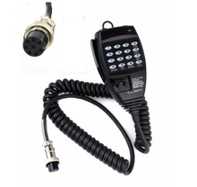 Mini-hand microphone for Alinco DR135 DR235 DR425 DR635 DR435 DR06T Radio