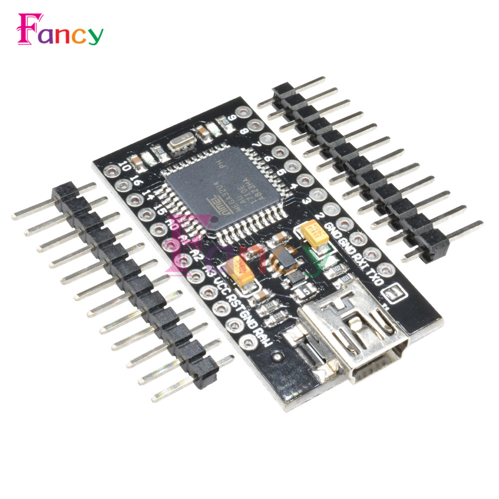 Mini USB ATmega32U4 Pro Micro 5V 16MHz Board Module For Arduino Leonardo ATMega 32U4 Controller Pro-Micro Replace Pro Mini beetle usb atmega32u4 mini development board module for arduino leonardo r3