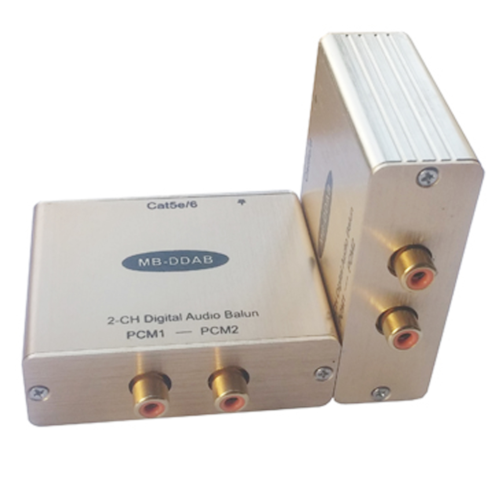 Dolby,DTS Coaxial Digital Audio Extender Over Cat5e/6 Cable SPDIF Digital  Audio to RJ45 Cat5 digital audio