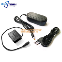 AC Adapter DMW AC8 DMWDCC8 DCC8 DC Coupler DMW BLC12 For Panasonic Lumix FZ1000 FZ300 FZ200