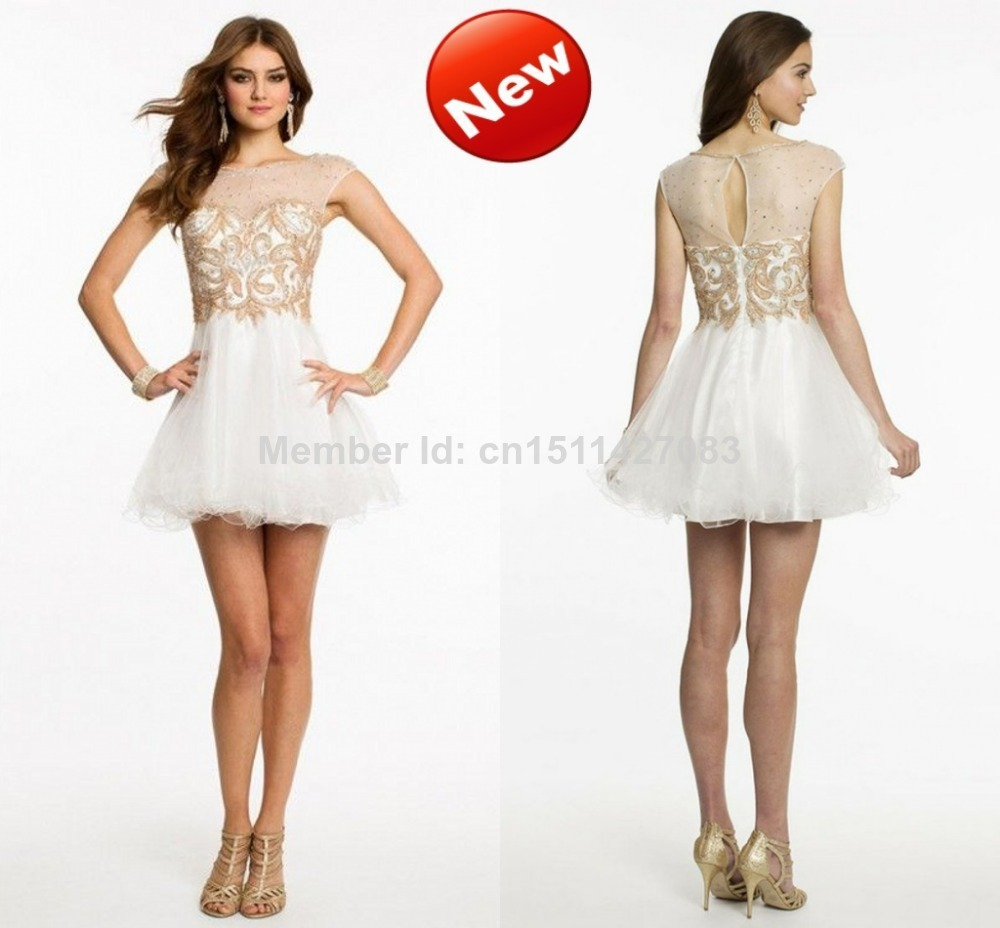 Popular Simple Homecoming Dresses-Buy Cheap Simple Homecoming ...