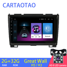 2G + 32G 2DIN Android 8 1 Car DVD Player for Harvard Hover Great Wall H5 H3 Car Radio GPS Navigation WiFi Car Multimedia Player cheap cartaotao 1024*600 Chinese (Simplified) Chinese (Traditional) Albanian Bulgarian POLISH German Russian French Filipino Finnish