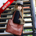 2017 women handbag genuine leather first layer of cowhide bag women shoulder bag vintage bags