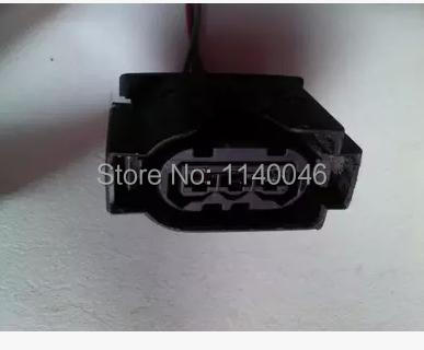 1PCS for (Used )BM/W headlight plug / wire-speed connector / wire-speed plug / 3P 1pcs for bmw computer board plug connector used 7 505 478