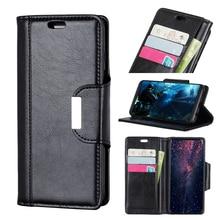 Retro PU phone case For iPhone 6splus 8Plus 7 3 in 1 Kickstand  With Card pocket Premium Case Flip Phone Cover xs xr xsmax