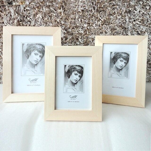 Fotos madera origen fábrica Marcos 5x7 pulgadas (13x18 cm Marcos) en ...