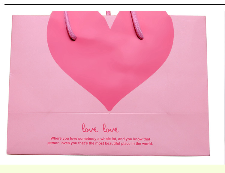 25*33*8CM Paper Gift Bag Shopping Paper Bag For Wedding,shops 25 33 8cm kraft paper gift bag festival paper bag with handles fashionable jewellery bags wedding birthday party
