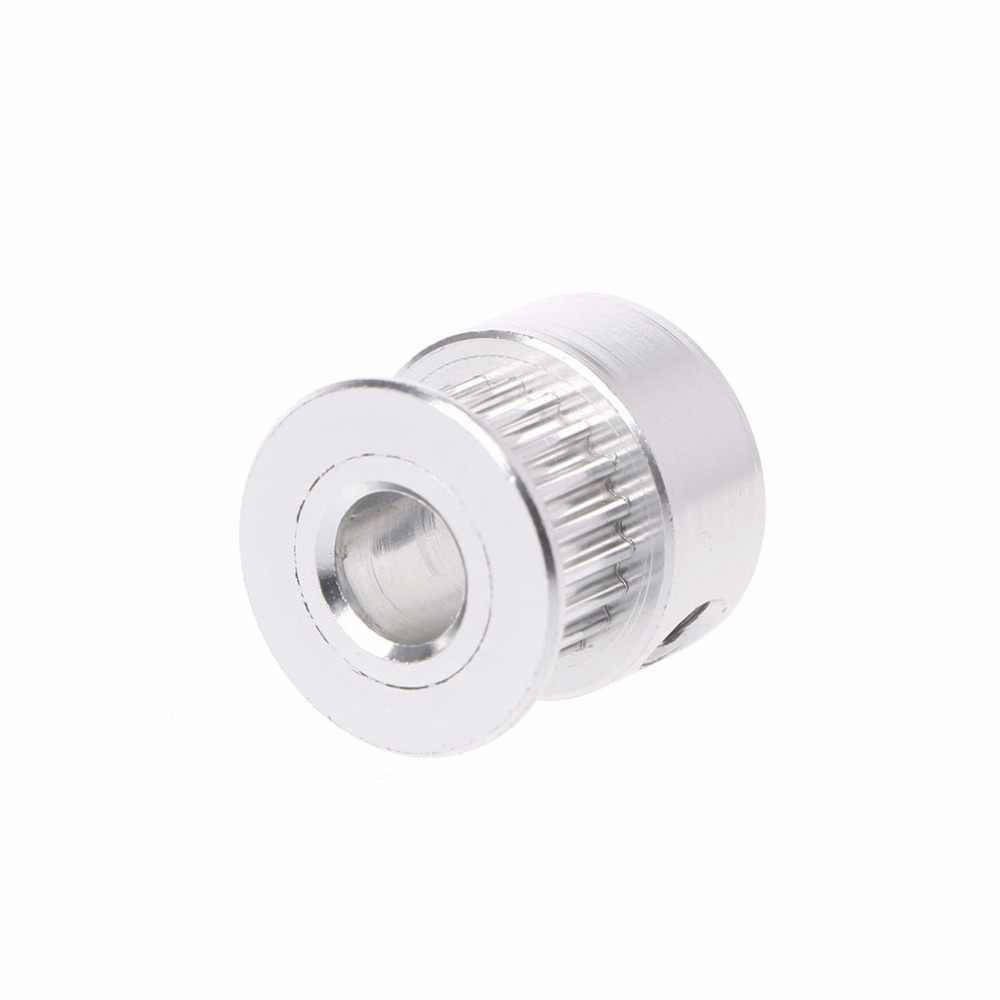 1 Pc de Alumínio Impressora 3D 2GT Polia Da Correia Dentada 20 Dentes Diâmetro 6.35mm/8mm Para A Largura de 6mm Cinto GT2 3D Printer Parts