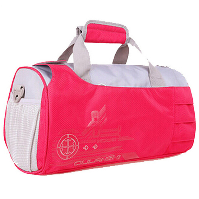 2017 Moda Bolsa de Nova Marca Dos Namorados Homens Nylon Impermeável Saco De Viagem Mulheres sacos de Grande capacidade de Alta qualidade portátil azul Z015