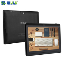 "Original eXpro X3 7 ""1024*600 IPS de la Tableta iRULU Android 6.0 1G RAM 16G ROM Quad Core Tablet PC Dual de Las Cámaras WiFi Bluetooth negro"