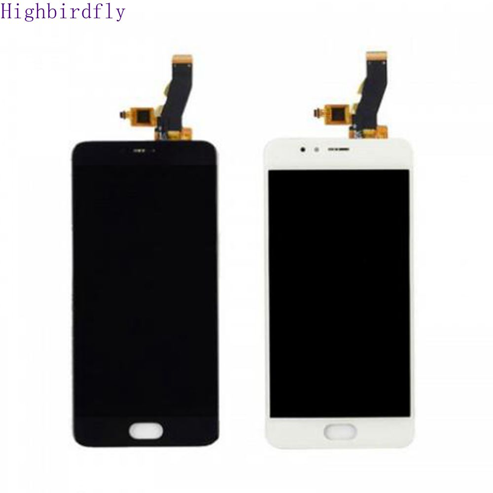 Highbirdfly For Meizu M5S M612Q M612H M612M Lcd Display With Touch Screen Digitizer Assembly