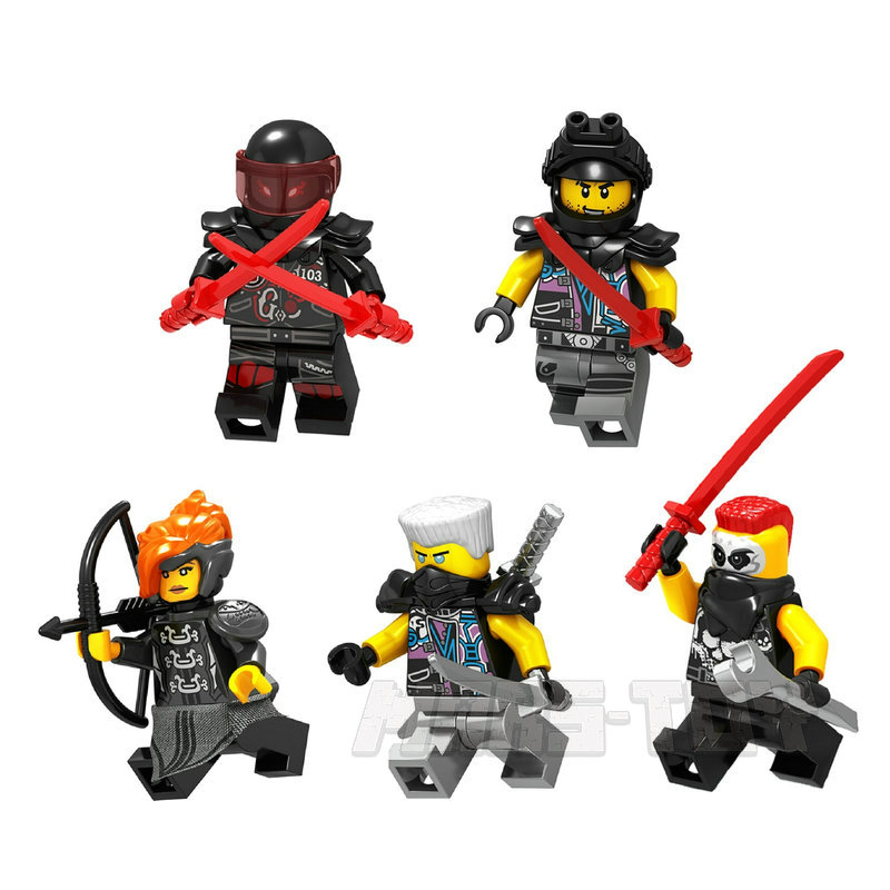ninjago lego figures 2018 moive set dragon Lloyd (7)