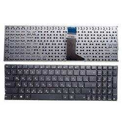 YALUZU laptopa rosyjska klawiatura do ASUS X554 X554L X554LA X554LD X554LN X554LP czarny RU układ w Zamienne klawiatury od Komputer i biuro na
