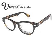 2015 Johnny Depp Glasses Men Optical Frame Oculos De Grau Feminino Lentes Opticos Prescription Eyewear Frames