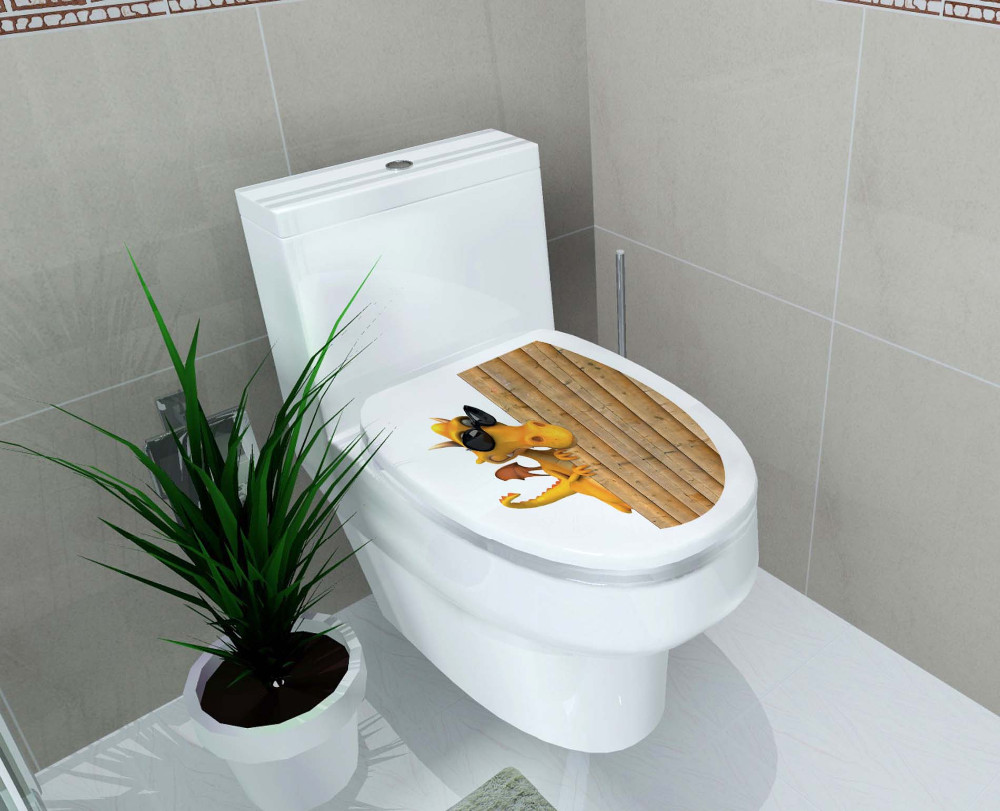 HTB1sGTyOpXXXXajapXXq6xXFXXXj - Multi-style Bathroom Stickers On The Toilet Muurstickers Home Decor Waterproof Painting Wall Decal Pegatinas De Pared